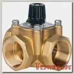 Клапан смесительный Stout 3-х ходовой 1 1/2 KVs 26 м3/ч, SVM-0003-014001