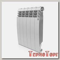 Биметаллический секционный радиатор Royal Thermo BiLiner 500 /5 секций