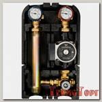 Насосная группа Stout термостатическим смесительным клапаном1с насосом Grundfos UPSO 25-65, SDG-0002-002502