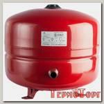 Мембранный бак для систем отопления Stout с диафрагмой 35 л, STH-0005-000035