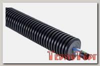 Теплоизолированная труба Uponor Ecoflex Supra Plus с греющим кабелем 10ВТ/M 40X3,7/140 БУХТА 150М 1И