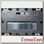 Кнопка смыва Geberit Sigma 50 двойной смыв к 111.300/350/361/362/380/390/796 сталь без панели 115.788.00.5