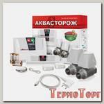 Беспроводная система защиты от протечки воды Аквасторож Классика Радио 2*20