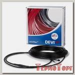 Нагревательный кабель Devi DEVIsafe 20T 125 Вт, 6 м