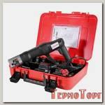 Пресс-инструмент VALTEC электрический EFP203 (без насадок) в пластиковом ящике