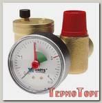 Группа безопасности котла Watts в теплоизоляции (компактная) KSG 30 N (до 50 кВт), 02.72.030