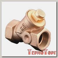Обратный клапан с косой врезкой Oventrop Ду 20 3/4, 1072006